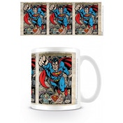 DC Originals - Superman Montage Mug