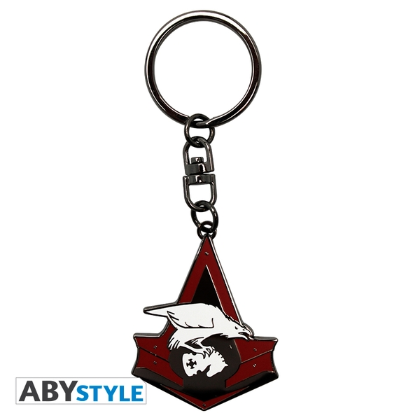 Assassin's Creed - Syndicate/Bird Metal Keyring