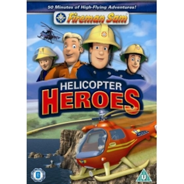 Helicopter Heroes DVD