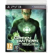 Green Lantern Rise Of The Manhunters Game PS3