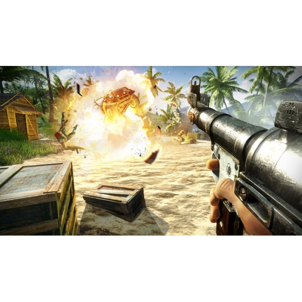 Far Cry 3 Game PS3 - Image 2