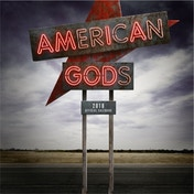 American Gods Official 2018 Calendar Square Wall Format