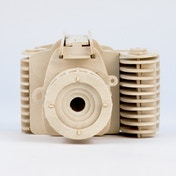 Thumbs Up! Build Your Own SLR Camera