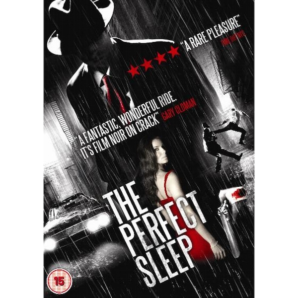The Perfect Sleep DVD