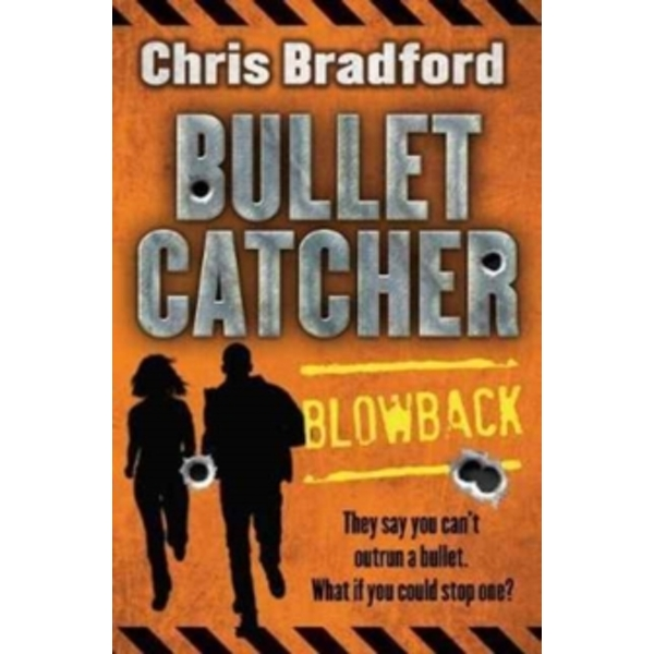 Blowback by Chris Bradford (Paperback, 2017)