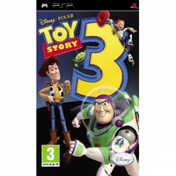 Disney Pixar Toy Story 3 The Video Game PSP