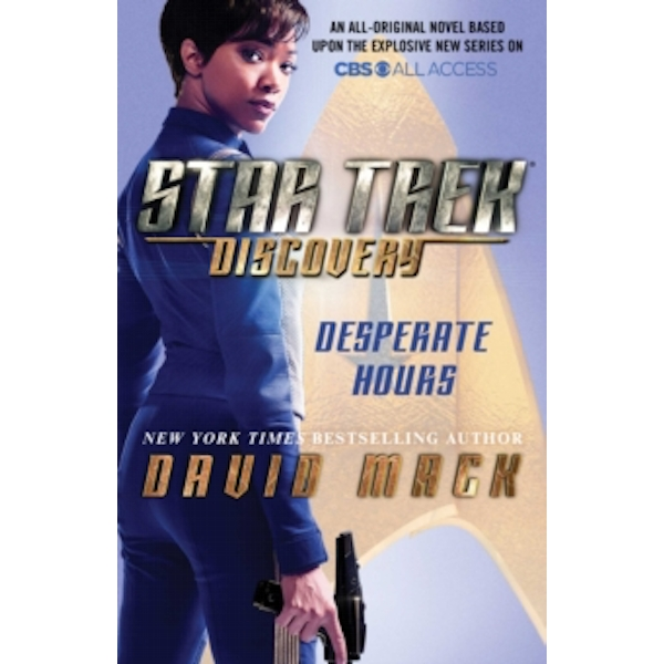 Star Trek: Discovery: Desperate Hours : 1