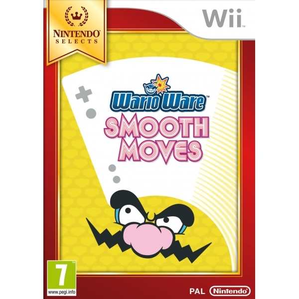 Wario Ware Smooth Moves Game (Selects) Wii