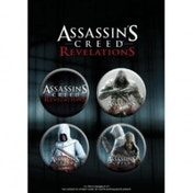 Assassin's Creed Revelations Badge Pack