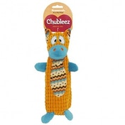Rosewood Chubleez Chrunchster Animal Soft Dog Toy