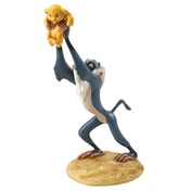 A King is Born (Rafiki & Simba Figurine) Disney Traditions Figurine