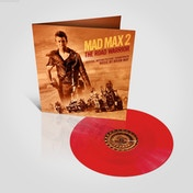 Brian May - Mad Max 2 (The Road Warrior) (Original Motion Picture Soundtrack) Red Vinyl