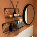 Wall Mounted Wire Shelves - Set of 2 | M&W - Image 2