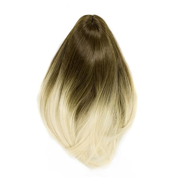 I'm a Girly Brown Blond Long Wig