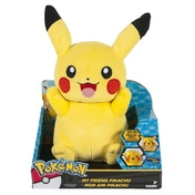 Pokemon My Friend Pikachu 10 Inch Plush Toy