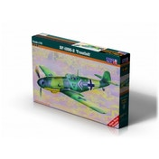 Me BF-109G-2 'Tratloft' 1:72 MisterCraft Model Kit