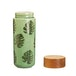 Sass & Belle Cheese Plant Leaf Ceramic Bottle - Image 2