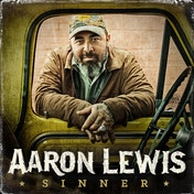 Aaron Lewis - Sinner CD