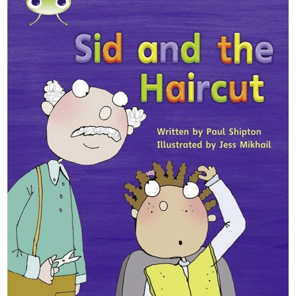 Phonics Bug Set 12 Sid and the Haircut by Paul Shipton (Paperback, 2010)
