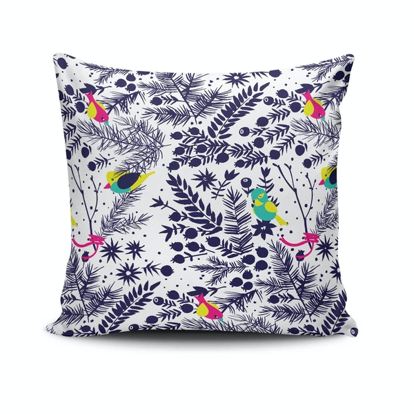 NKLF-178 Multicolor Cushion Cover