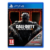 Ex-Display Call Of Duty Black Ops 3 III Zombie Chronicles HD PS4 Used - Like New