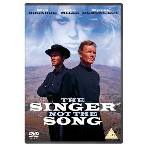 The Singer Not The Song DVD