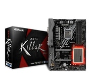 Asrock Z370 KILLER SLI, Intel Z370, 1151, ATX, 4 DDR4, XFire/SLI, DVI, HDMI, RGB Lighting