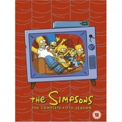 Ex-Display The Simpsons: Season 5 DVD Used - Like New