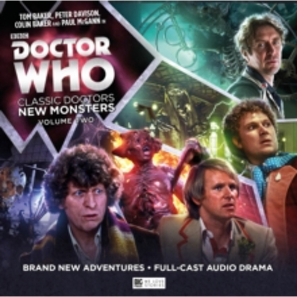 Doctor Who - Classic Doctors, New Monsters : Volume 2