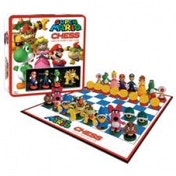 Super Mario Collectors Tin Edition Chess Board Game