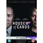 House of Cards - Season 4 DVD