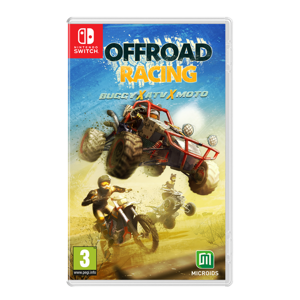 Off Road Racing Nintendo Switch Game