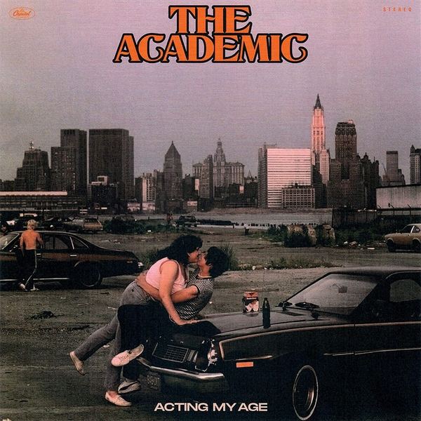 The Academic - Acting My Age Cassette