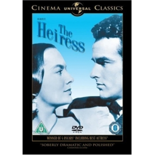 The Heiress DVD