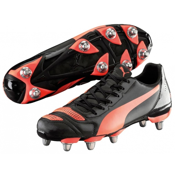 Puma evoPower H8 Rugby Boots UK Size 10
