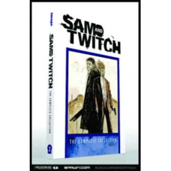Sam and Twitch Complete Collection Volume 2 HC