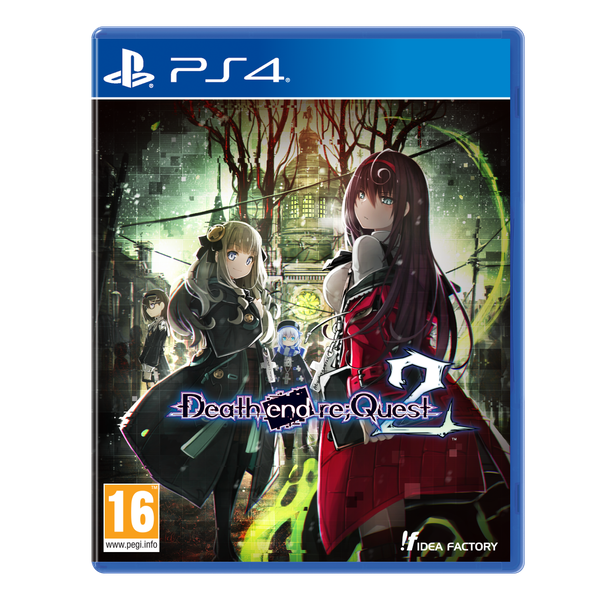 Death End Re;Quest 2 Day One Edition PS4 Game - Image 1