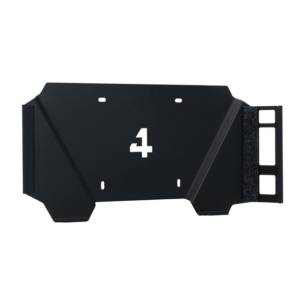 4mount Wall Mount Bracket Black for Playstation 4 Pro Console BUNDLE - Image 1