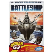 Battleship Grab and Go Travel Game