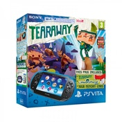 PS Vita Console System WiFi (UK Plug) with Tearaway, LittleBigPlanet & 16GB Memory Card