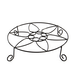 Iron Plant Pot Stands - Set of 3 | M&W - Image 3