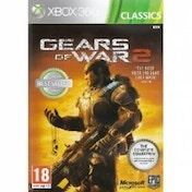 Ex-Display Gears Of War 2 Complete Collection Game (Classics) Xbox 360 Used - Like New