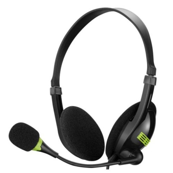 Sandberg Saver USB Headset with Boom Microphone