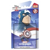 Disney Infinity 2.0 Captain America (The Avengers) Character Figure