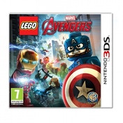 Lego Marvel Avengers 3DS Game