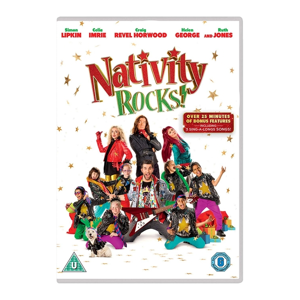 Nativity Rocks! DVD