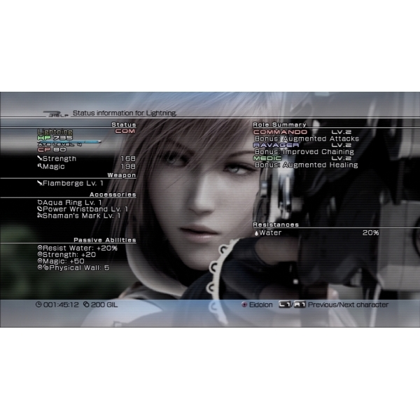 Final Fantasy XIII 13 Game (Classics) Xbox 360 - Image 6