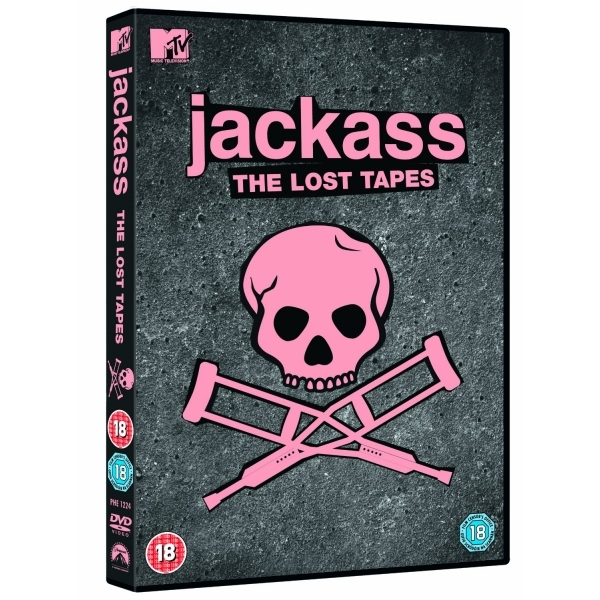 Jackass - The Lost Tapes DVD