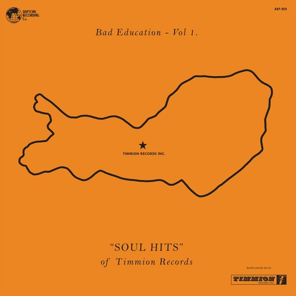 Various Artists - Bad Education Vol. 1 Vinyl