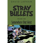 Stray Bullets Volume 2: Somewhere Out West by David Lapham (Paperback, 2015)
